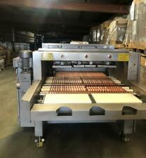 Jc Ford 3 Row Flour Tortilla Counter Stacker