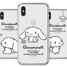 Genuine Cinnamoroll Clear Jelly Case iPhone 6/6S/iPhone 6/6S Plus made in Korea