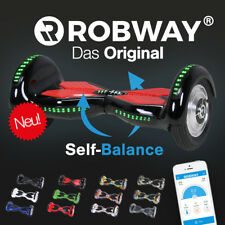 Hoverboard ROBWAY W3 E-Balance Scooter Elektro Roller Self Balance Skateboard