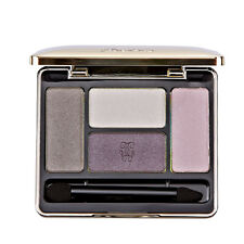 Guerlain Ecrin 4 Couleurs Purple & Pink Eyeshadow Palette Les Perles Damaged Box
