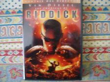 LAS CRONICAS DE RIDDICK EDICION ESPECIAL 2 DVD MONTAJE DEL DIRECTOR VIN DIESEL
