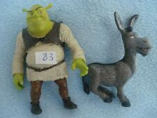 lot SHREK n°83 : 2 figurines avec aimant 6,5cm