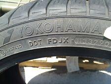 "LOCAL PICKP 2 QTY Yokohama W-Drive Rim 18"" Tires Touring Low Profile 245/40 R18"
