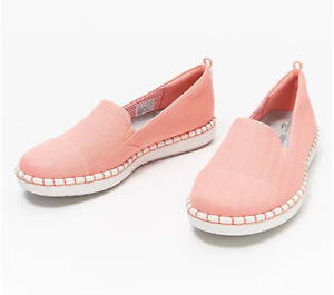 CLOUDSTEPPERS by Clarks Slip-On Shoes-Step Glow Jade-A374330