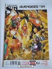 The Avengers  #34 (2013 5th Series) High Grade Collectible Comic Book MARVEL!
