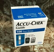 Accu-Chek Guide Test Strips - 100 Count exp.10/21^^