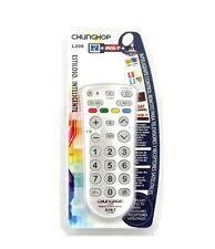 Telecomando Universale Chunghop L208 Tv Dvb-T Sat Multi Controllo Nuovo hsb