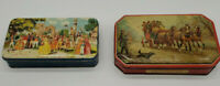 Antique Tin M.A. Craven and Son Candy tin and  George W Horner & Co. Toffee tin