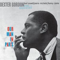 Dexter Gordon - Our Man in Paris [New Vinyl LP]