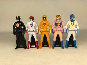 Bandai Power Rangers Gokaiger Ranger Key Battle Fever J Super Megaforce