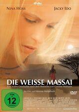 DIE WEISSE MASSAI   DVD NEU  NINA HOSS/JANEK RIEKE/JACKY IDO/+