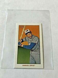 2020 Topps 206 Baseball Series 5 Base - Andre Dawson - Montreal Expos