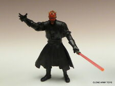 STAR WARS Darth Maul Final Duel SITH POWER OF THE JEDI COLLECTION POTJ LOOSE