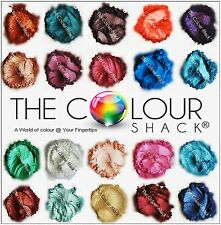 The Colour Shack® Soaper's Delight Sample Pack:12 x 1g Cosmetic Grade Mica