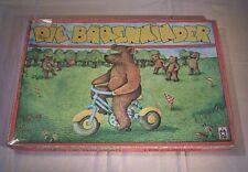 """02 132 SPIKA / Plasticart DDR Würfelspiel """"Die Bärenkinder"""""""