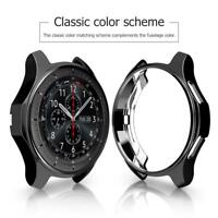 Für Samsung Gear S3 Frontier Slim Electroplated TPU Watch Case Protector Cover