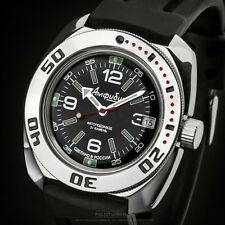 VOSTOK Automatik Kal. 2416 710640 Russian mechanical diver watch