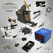 Complete Tattoo Kit Inkstar 2 Machine MAKER Set GUN Professional NO INK ORIGINAL
