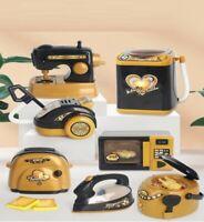 Kids Children Pretend Play ALL IN1 Household Toys Tea Kitchen Playset X-Mas Gift