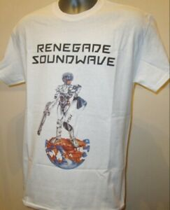 Renegade Soundwave T Shirt Music House Dub Breakbeat 808 State Leftfield New 185
