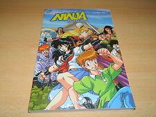 EIDALON Anime/Manga -Ninja High School - Classic Vol.1 - Ben Dunn - NEU