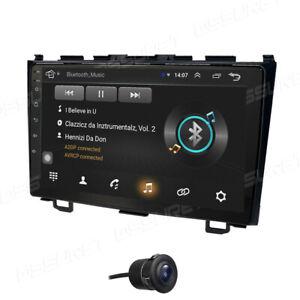 "Honda CR-V 2007-2011 Android 10 Autoradio 9"" Touchscreen GPS NAVI Bluetooth USB"