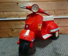 Kinder Vespa Chicco 500 s, Vespa PX Spielzeug, 80iger jahre