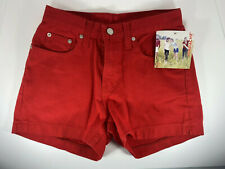 Red Jordache Shorts Size 5/6 NEW
