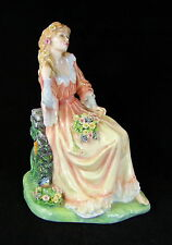 Royal Doulton Figure - Ophelia - Hn 3674 - Made in England.