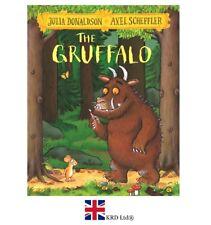 THE GRUFFALO By Julia Donaldson Board Story Book Preschool Kids Birthday Gift UK