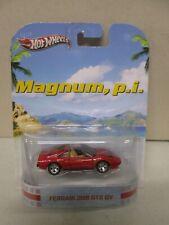 Hot Wheels Magnum P.I. Ferrari 308 GTS QV