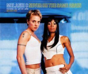 Never Be The Same Again von Melanie C (CD-Maxi)