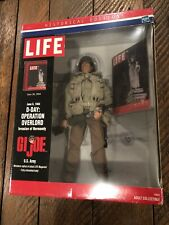 GI Joe D-Day Life Mag. Normandy Invasion Operation Overlord Figure,NEW