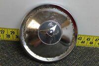 """OEM Mopar Dog Dish Center Hub Cap 10"""" 1960s Charger Dart Challenger (SVM38G)"""