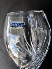Waterford Crystal Vase - MARQUIS - acid etched logo - Great Condition