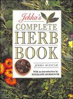 Jekka's Complete Herb Book by McVicar, Jekka; Hobhouse, Penelope [Introduction]
