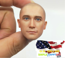 "1/6 Jake Gyllenhaal male head sculpt for End of Watch 12"" figure hot toys ❶USA❶"