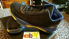 Nike Air Jordan 2010 TEAM OUTDOOR 8/27/10 BLK/VARSITY ROYAL-VRSTY MZ 415093 001