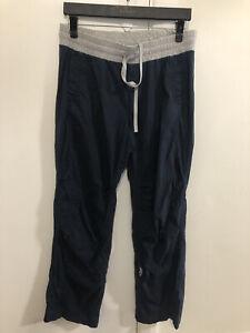 LORNA JANE navy long Flashdance Pants M