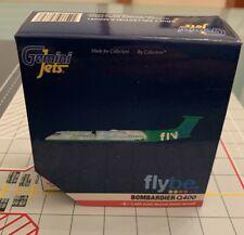 Gemini jets 1:400 Flybe Dash-8 Q400 G-JEDP