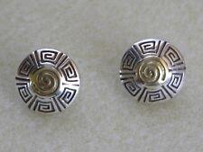 High Quality Designer Stud Earrings 18K Gold 14k Gold & 925 Sterling Silver