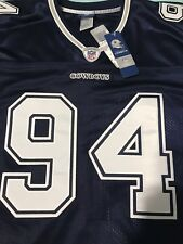 Demarcus Ware Dallas Cowboys Authentic Blue Jersey Reebok Size 52 New Never Worn