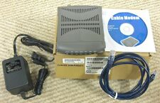 Ambit cable modem ~ model UC10C018  [Charter]