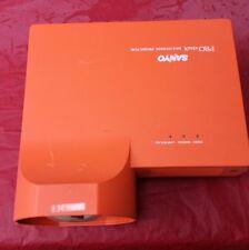 Sanyo PLC-XE40 Pro xtraX Multiverse Short Throw LCD Projector  no Bulb,no remote