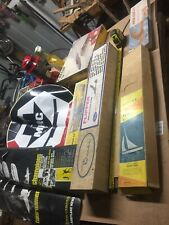 Vintage Balsa Airplane Kits And Other Lot