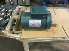 Reliance 1/2hp motor, P56H3884S, fr-FC56P, 1725rpm, 208 -230/460v, 3 phase,