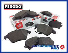 PASTIGLIE KIT FRENO COMPLETO ANT+POST FERODO VW TOURAN 1.9 2.0 TDI DIESEL FERODI