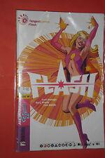FLASH- TANGENT COMICS -N°1- DI:TODD DEZAGO- EDIZIONI PLAY PRESS **RARO