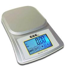 G/&g 200g//0.01-1000g//0.5g-2000g//0.1g LS finemente Bilancia tascabile bilancia bilancia da cucina