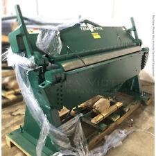Tennsmith Heavy Duty Box Amp Pan Bending Brake F6 72 12